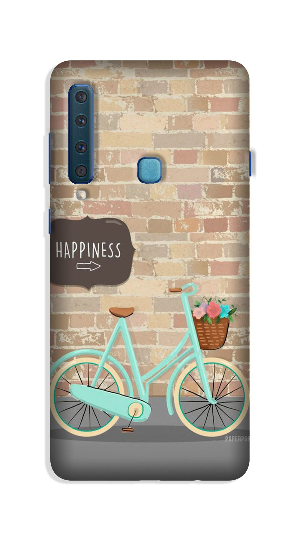 Happiness Case for Galaxy A9 (2018)