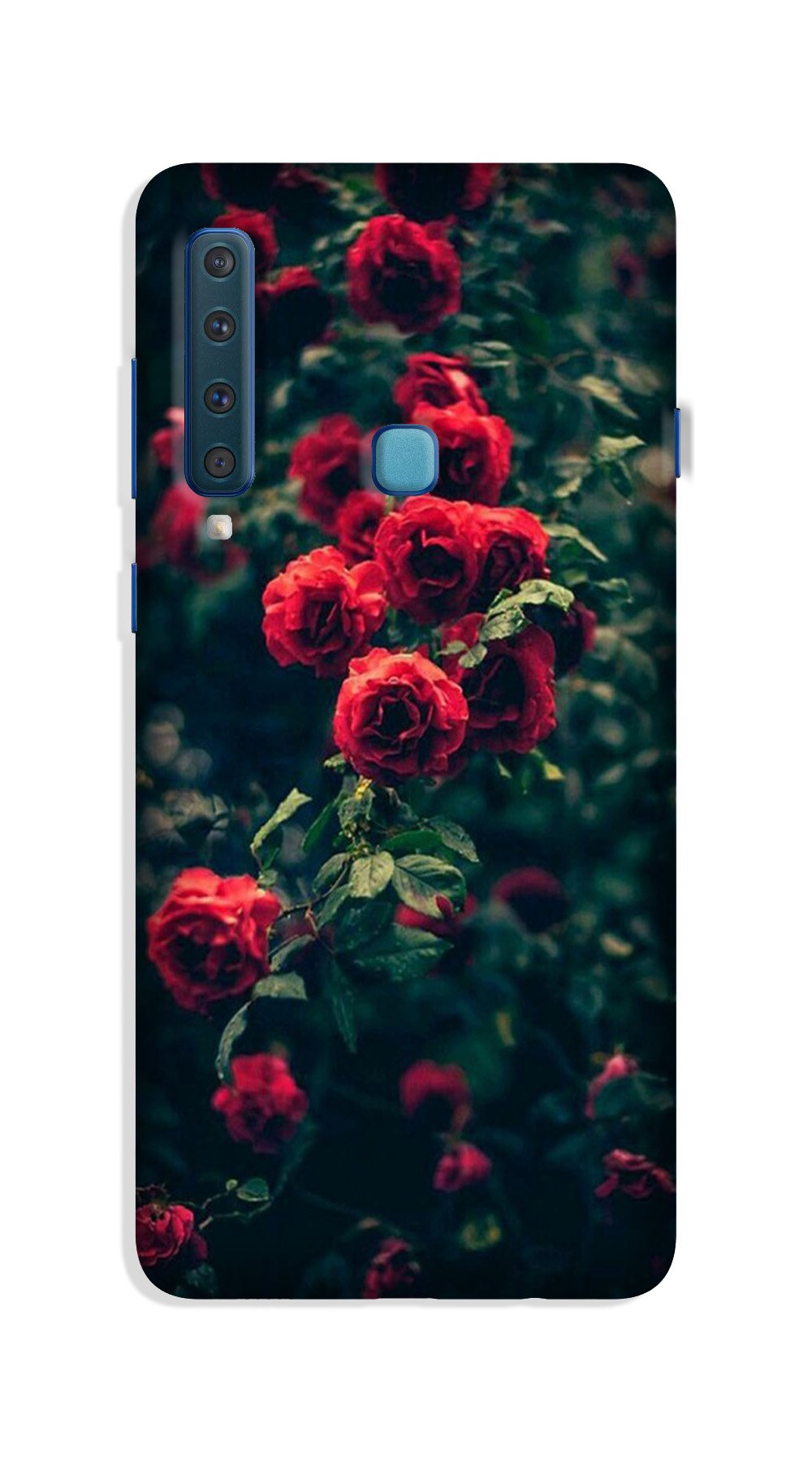 Red Rose Case for Galaxy A9 (2018)