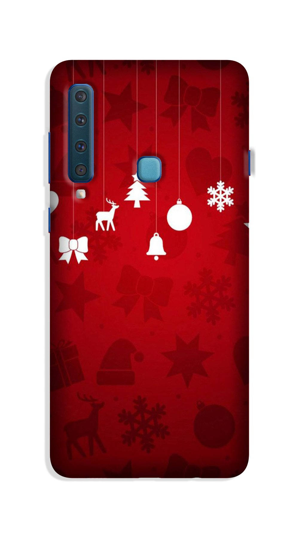 Christmas Case for Galaxy A9 (2018)