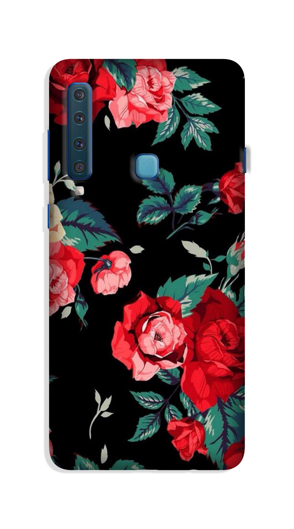 Red Rose2 Case for Galaxy A9 (2018)