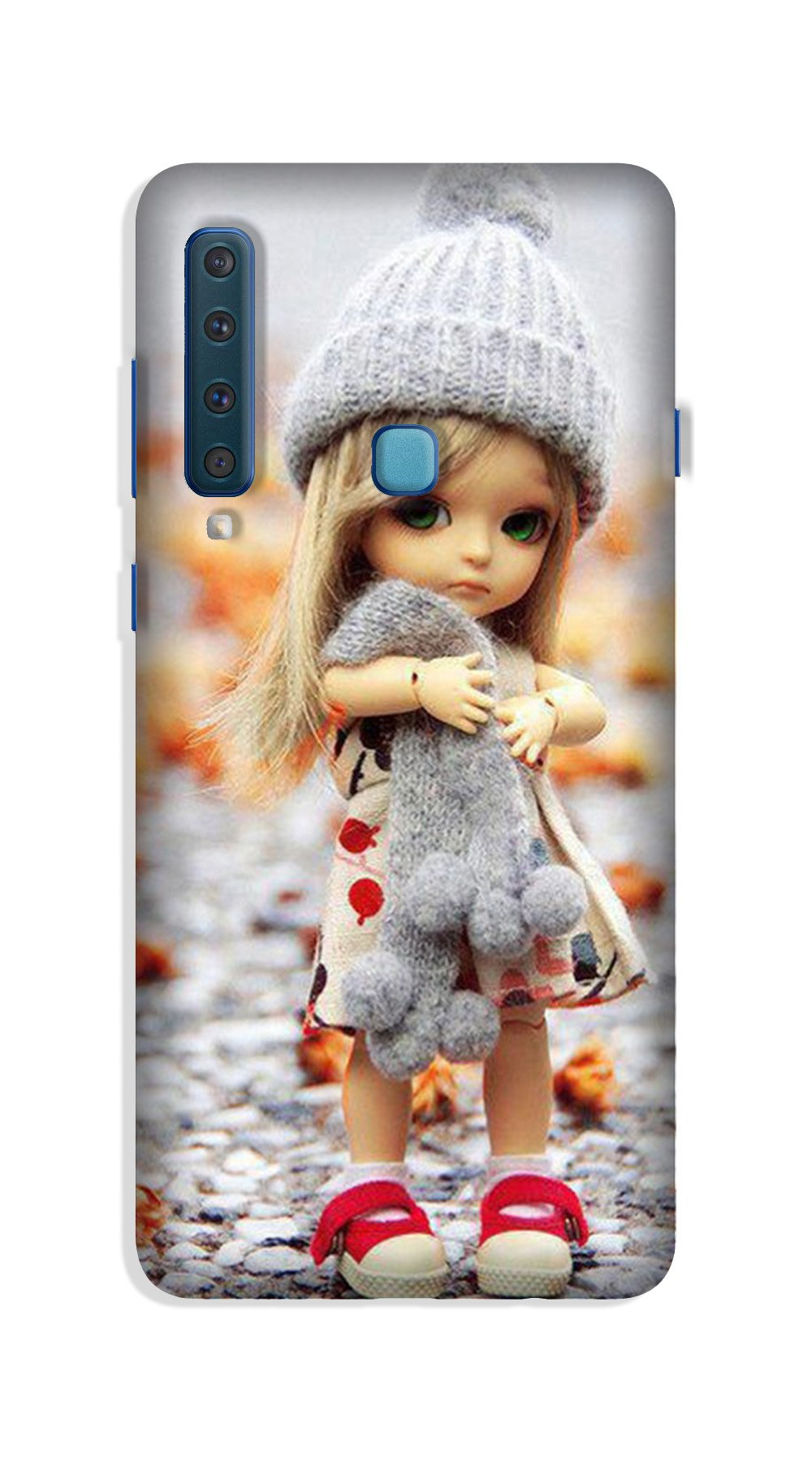 Cute Doll Case for Galaxy A9 (2018)