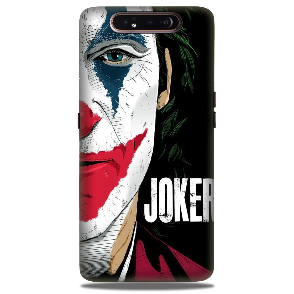 Joker Mobile Back Case for Samsung Galaxy A90  (Design - 301)