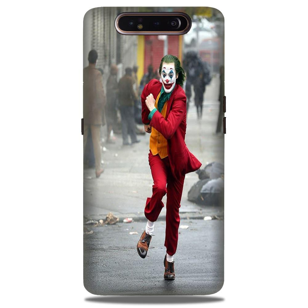Joker Mobile Back Case for Samsung Galaxy A90  (Design - 303)