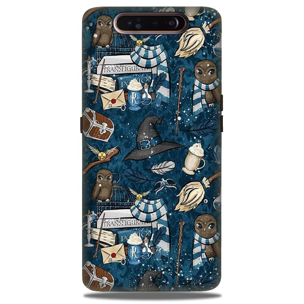 Magic Mobile Back Case for Samsung Galaxy A90  (Design - 313)