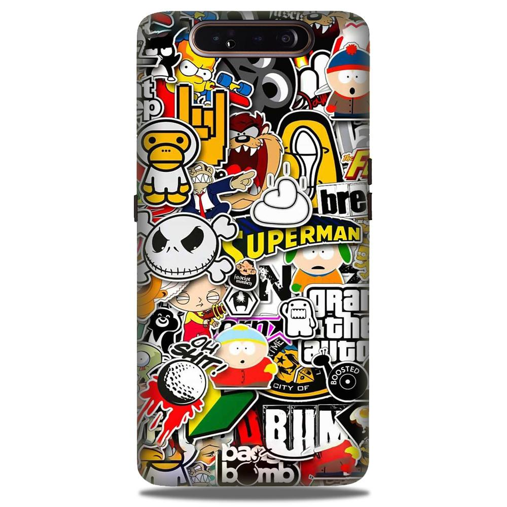 Designer Mobile Back Case for Samsung Galaxy A90  (Design - 320)