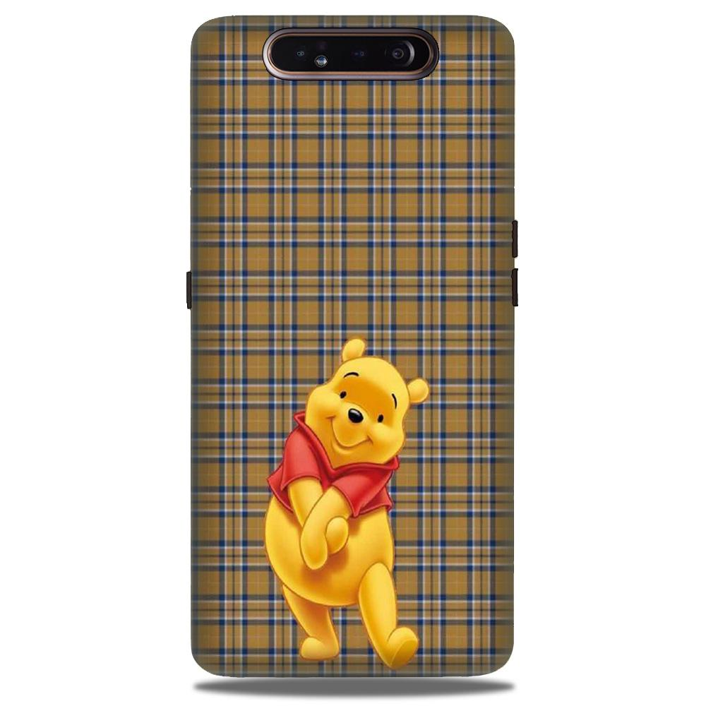 Pooh Mobile Back Case for Samsung Galaxy A90  (Design - 321)