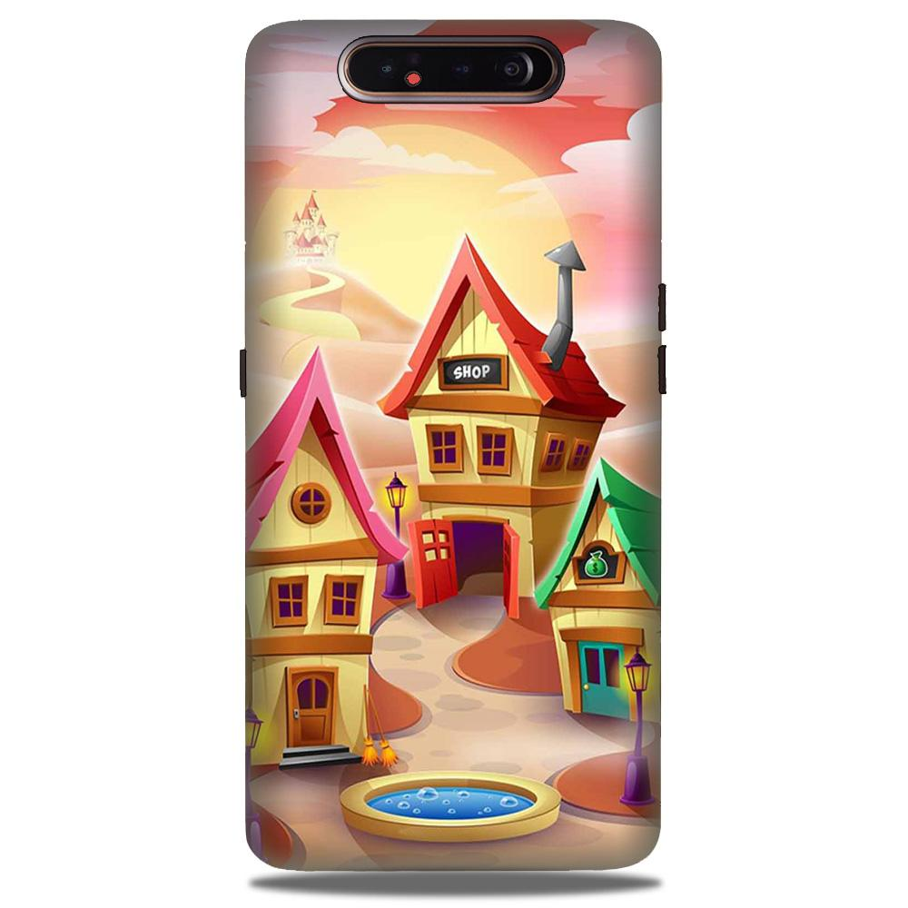 Sweet Home Mobile Back Case for Samsung Galaxy A90  (Design - 338)