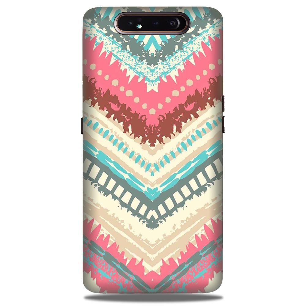 Pattern Mobile Back Case for Samsung Galaxy A90  (Design - 368)