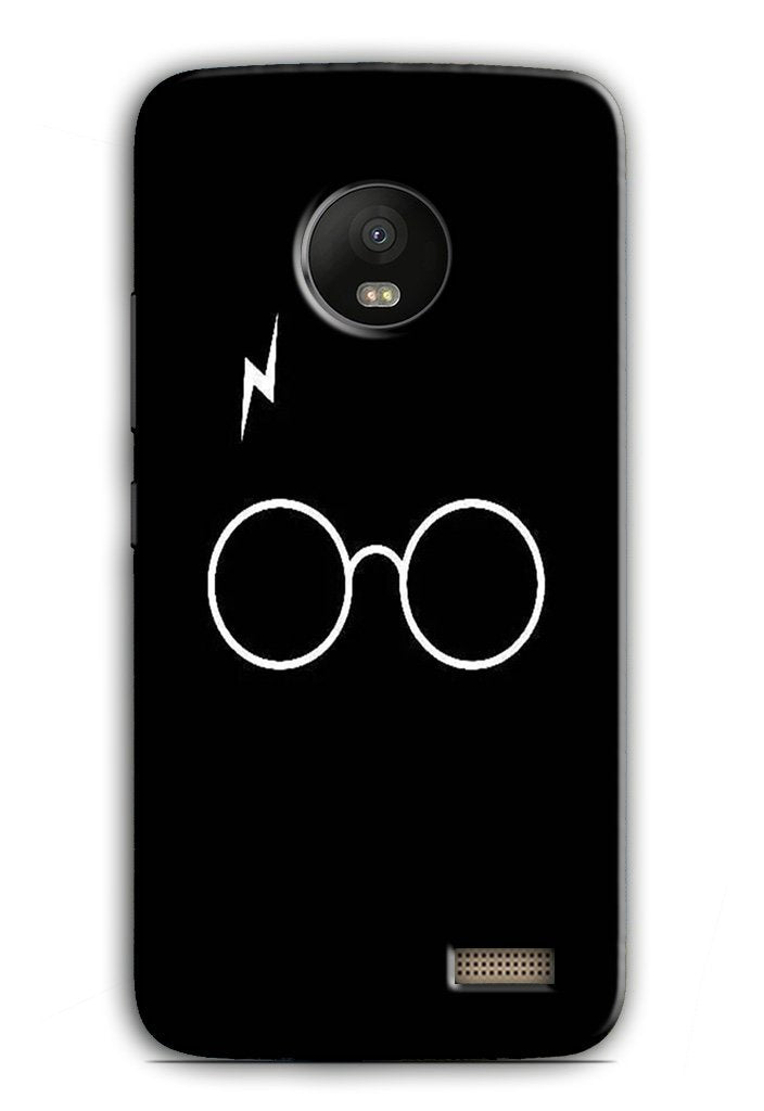 Harry Potter Case for Moto E4  (Design - 136)