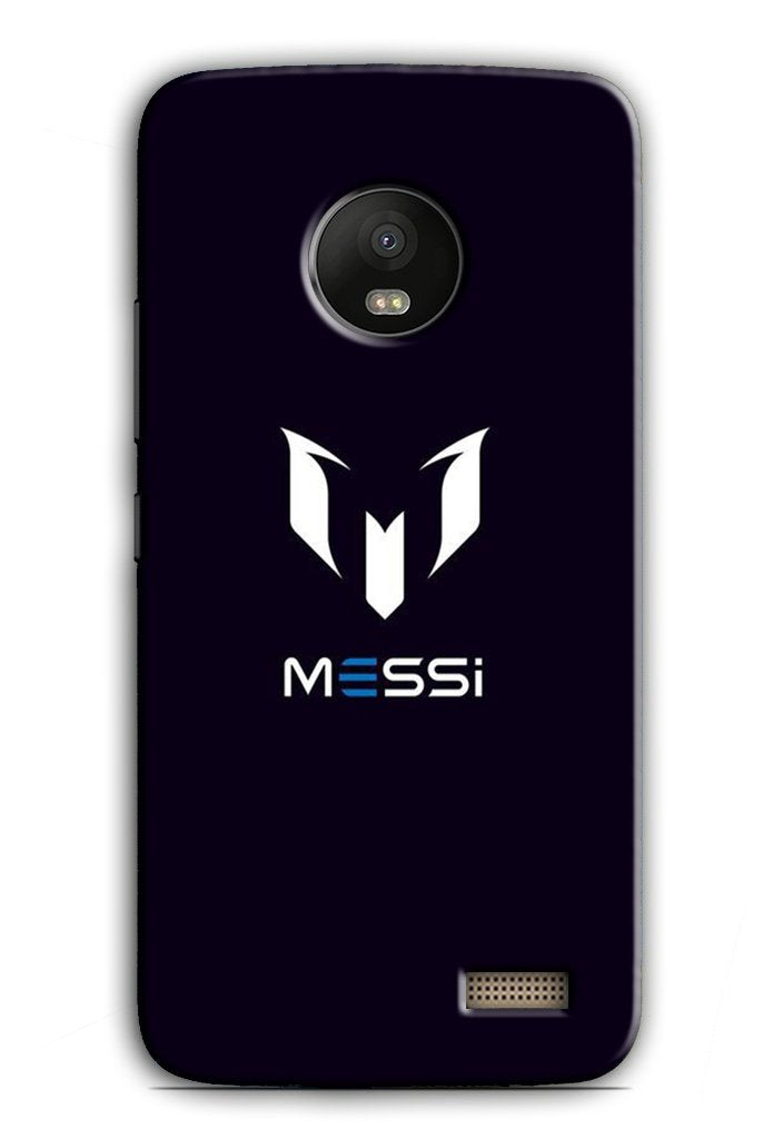 Messi Case for Moto E4  (Design - 158)