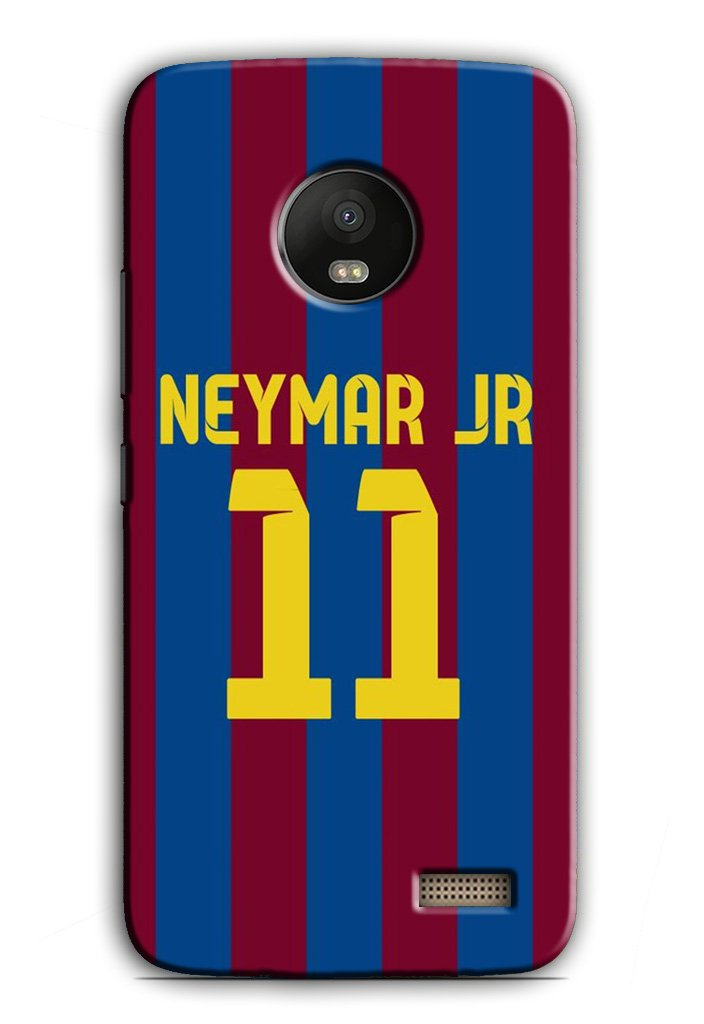 Neymar Jr Case for Moto E4  (Design - 162)