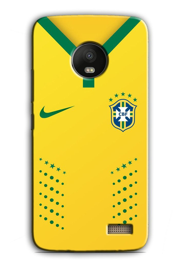Brazil Case for Moto E4  (Design - 176)