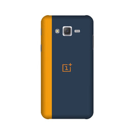 Oneplus Logo Mobile Back Case for Galaxy E5  (Design - 395)