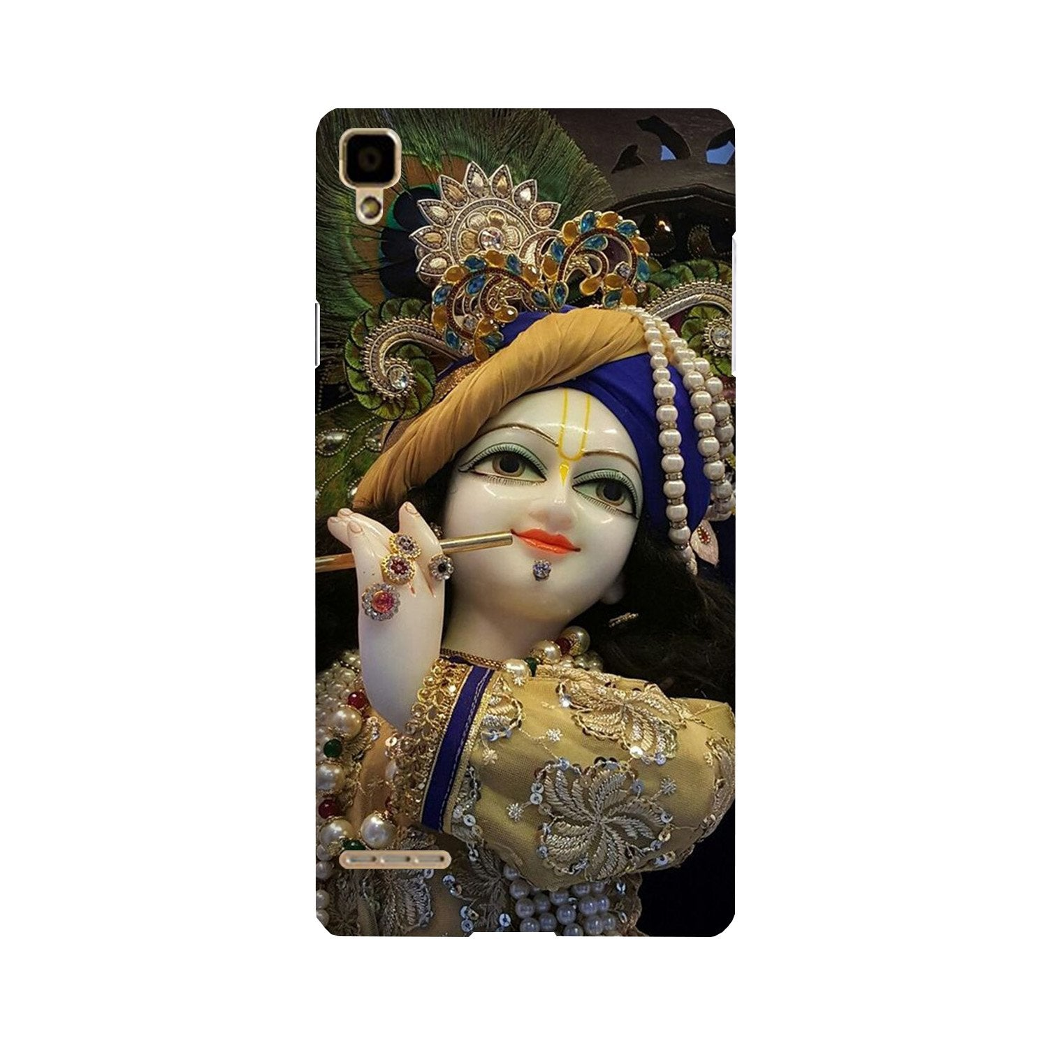 Lord Krishna3 Case for Oppo F1