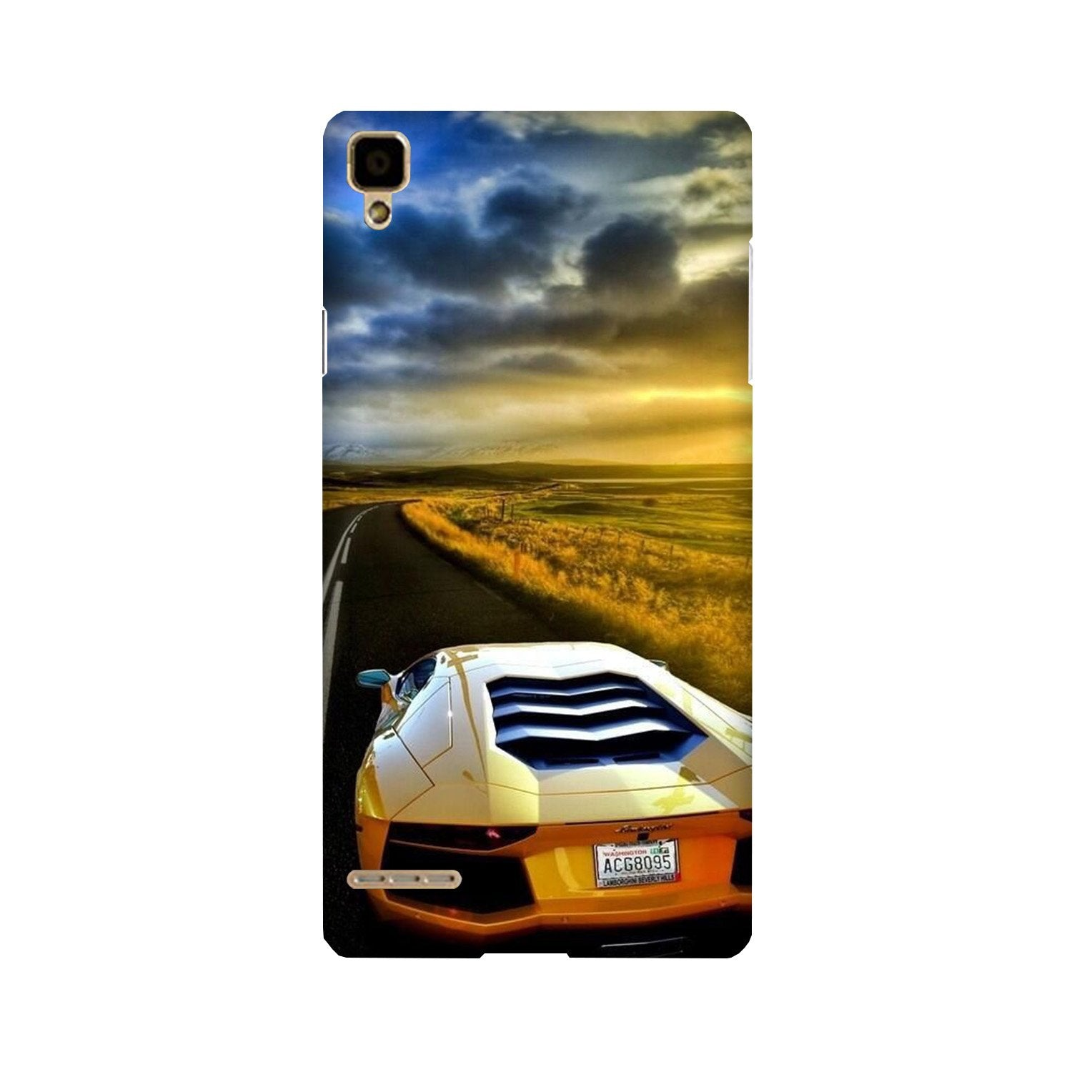 Car lovers Case for Oppo F1