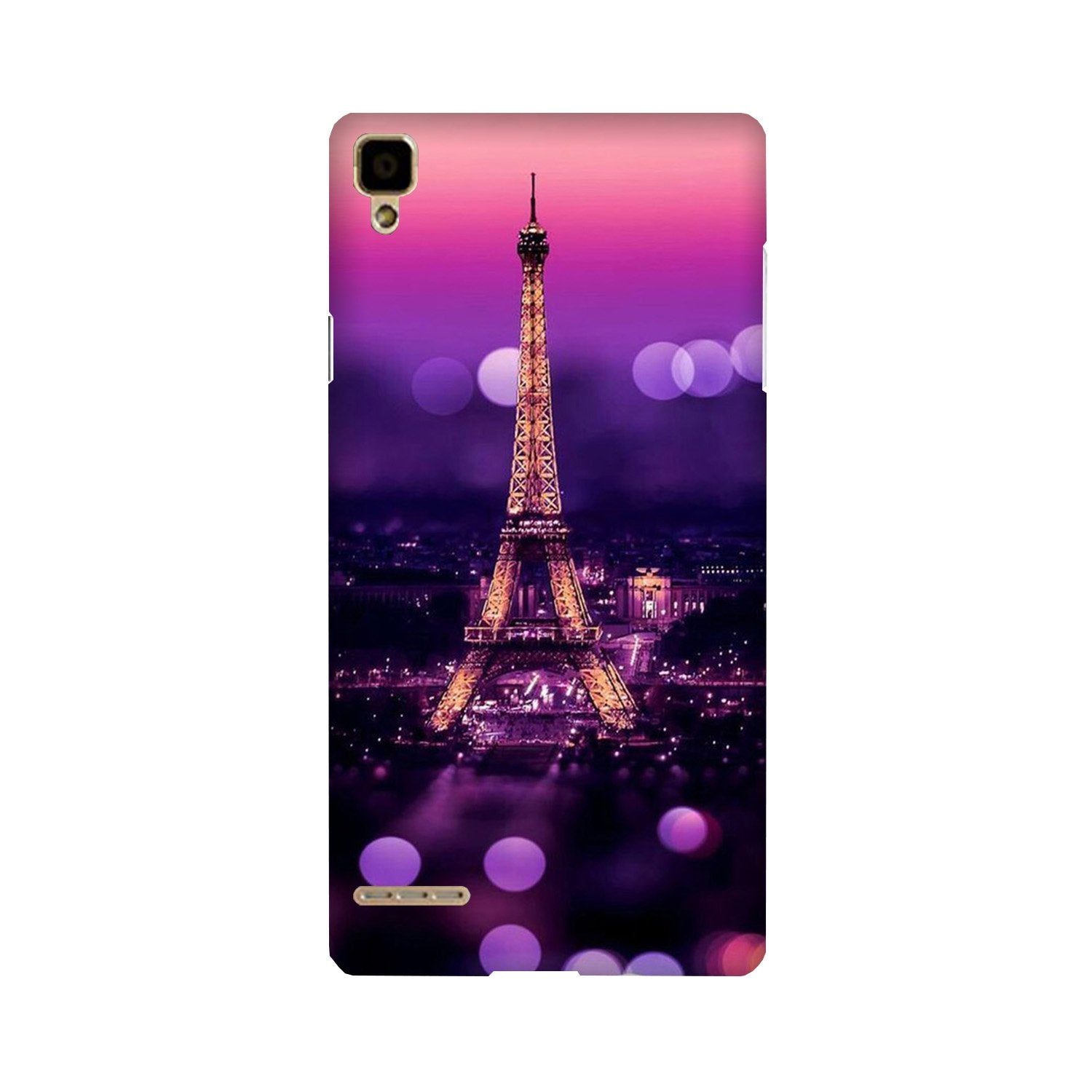 Eiffel Tower Case for Oppo F1
