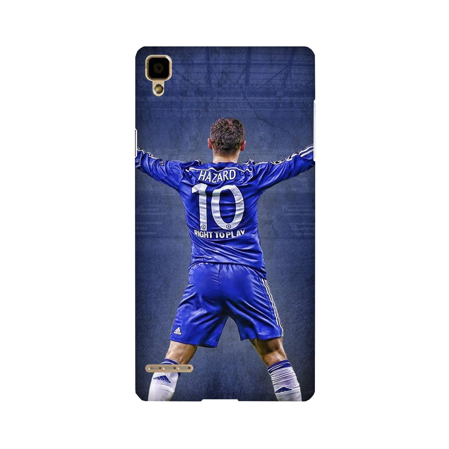 Hazard Case for Oppo F1  (Design - 164)