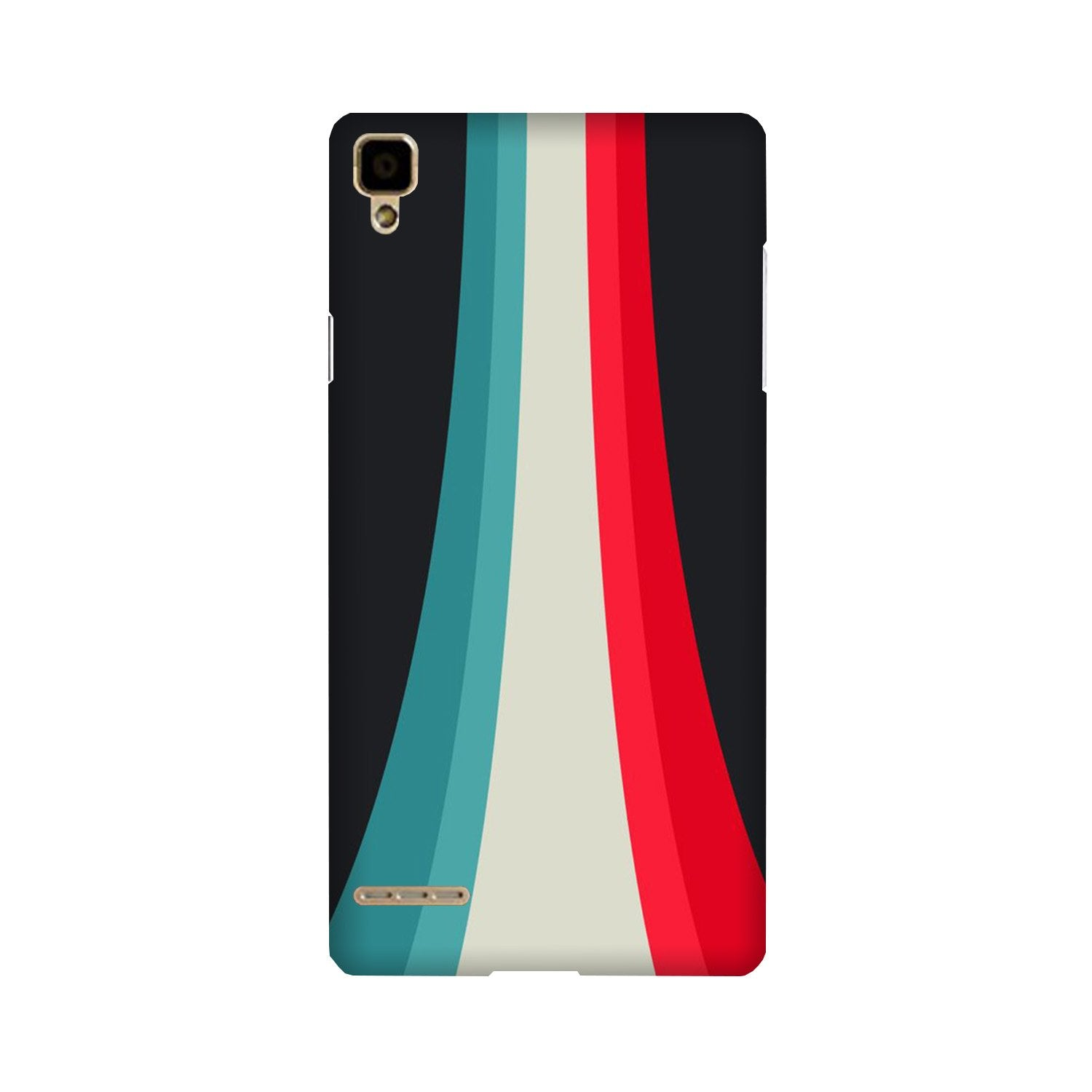 Slider Case for Oppo F1 (Design - 189)