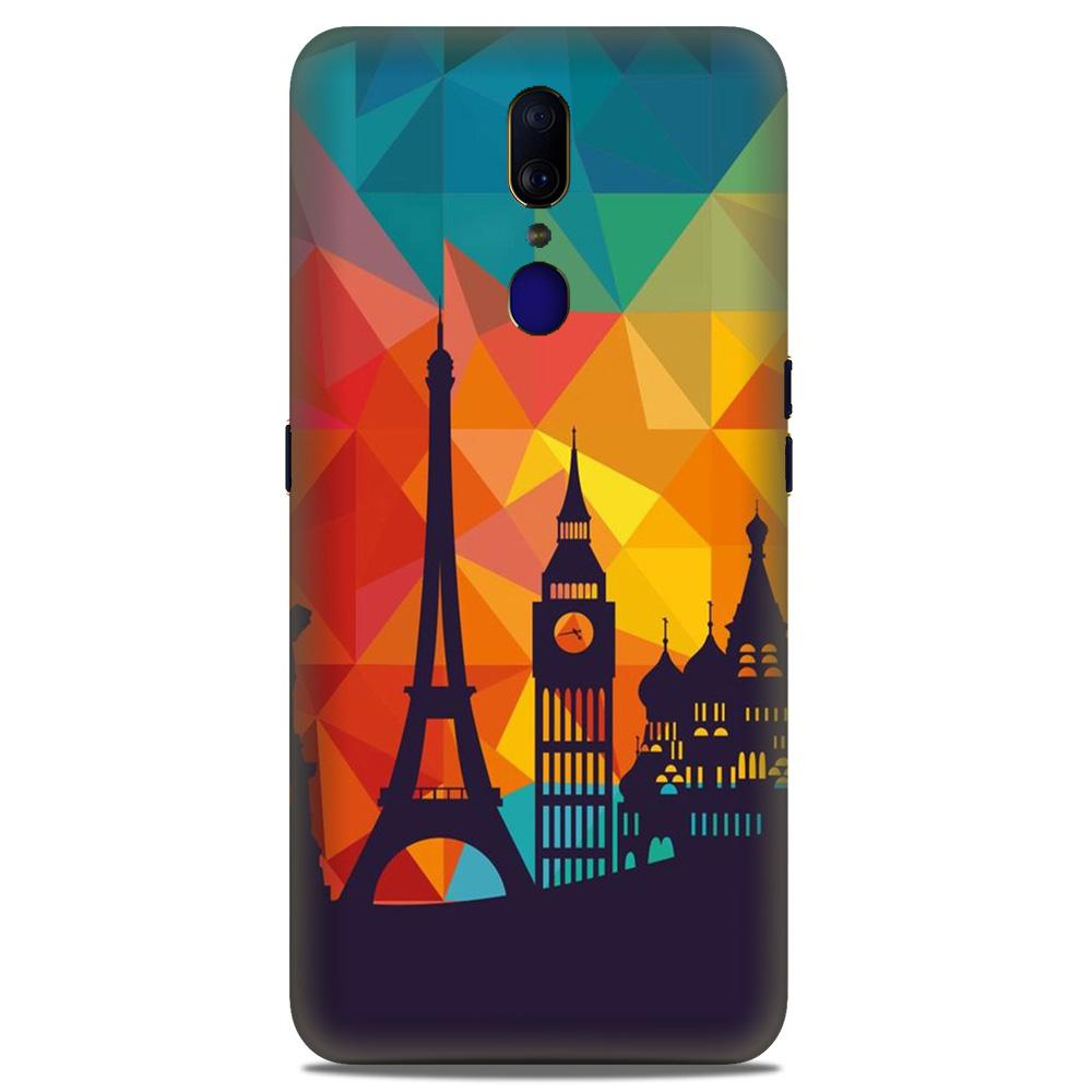 Eiffel Tower2 Case for Oppo A9