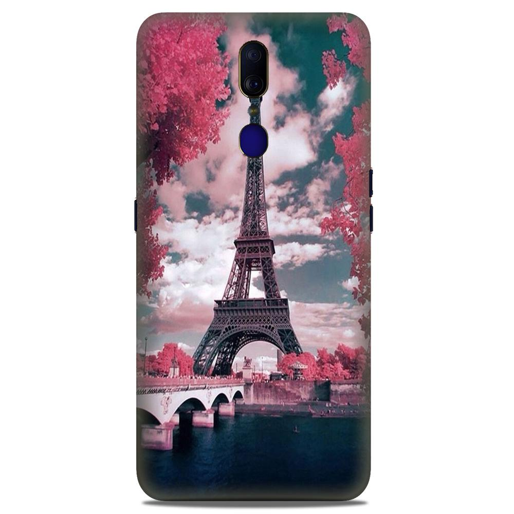 Eiffel Tower Case for Oppo A9  (Design - 101)