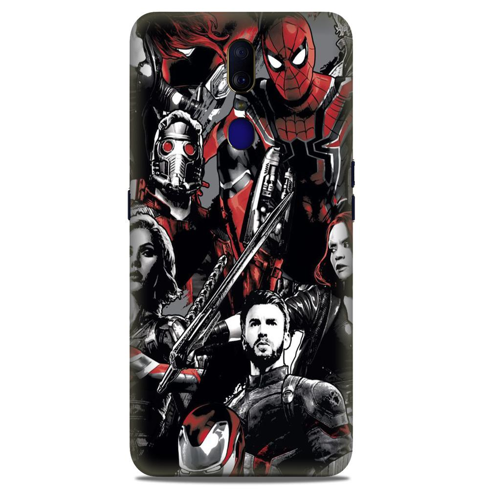 Avengers Case for Oppo A9 (Design - 190)