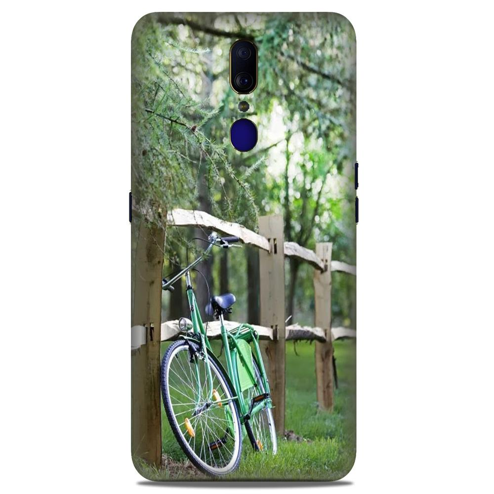 Bicycle Case for Oppo A9 (Design No. 208)