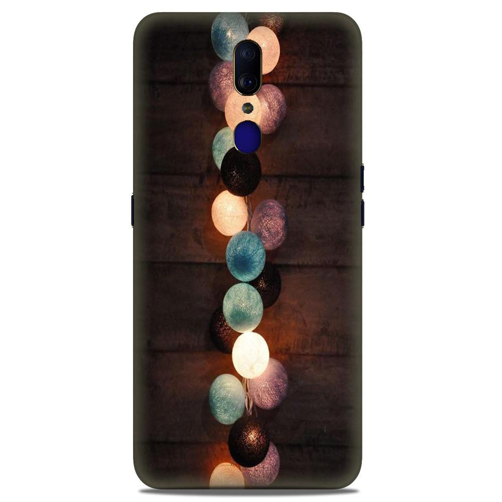Party Lights Case for Oppo A9 (Design No. 209)