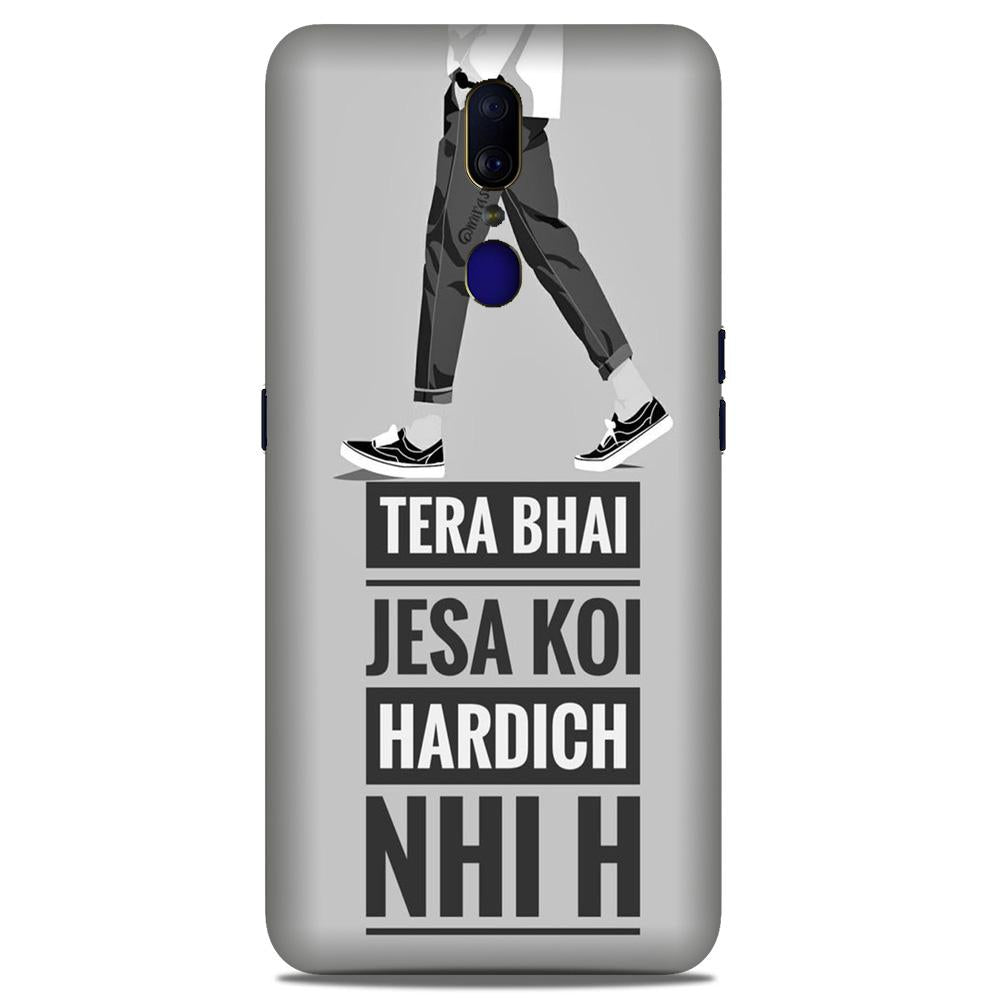 Hardich Nahi Case for Oppo A9 (Design No. 214)