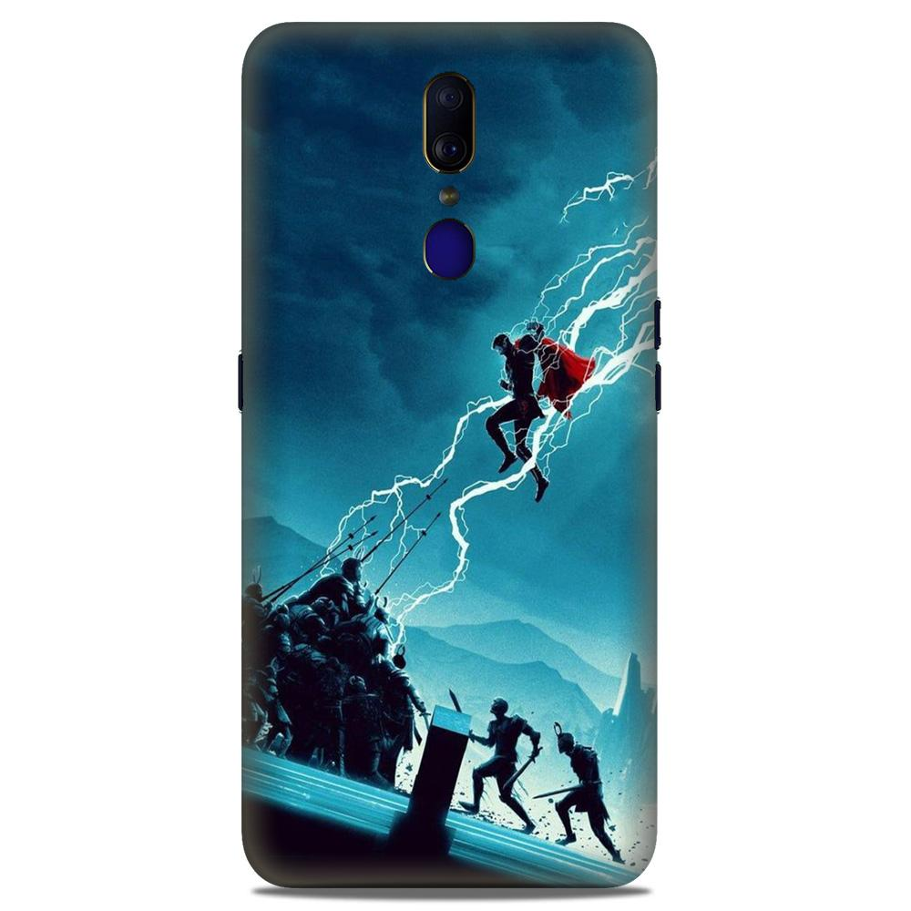 Thor Avengers Case for Oppo A9 (Design No. 243)