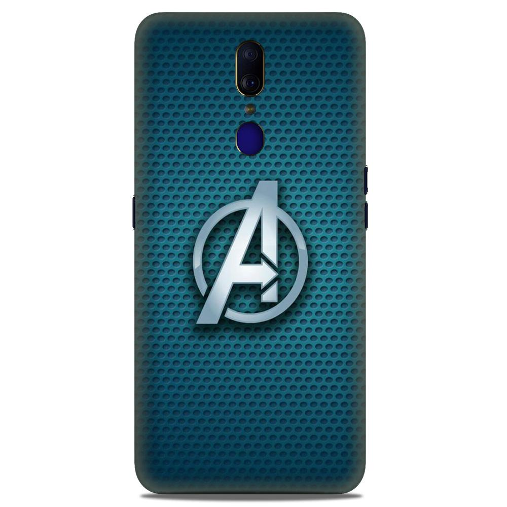 Avengers Case for Oppo A9 (Design No. 246)