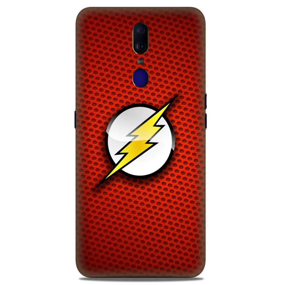 Flash Case for Oppo A9 (Design No. 252)