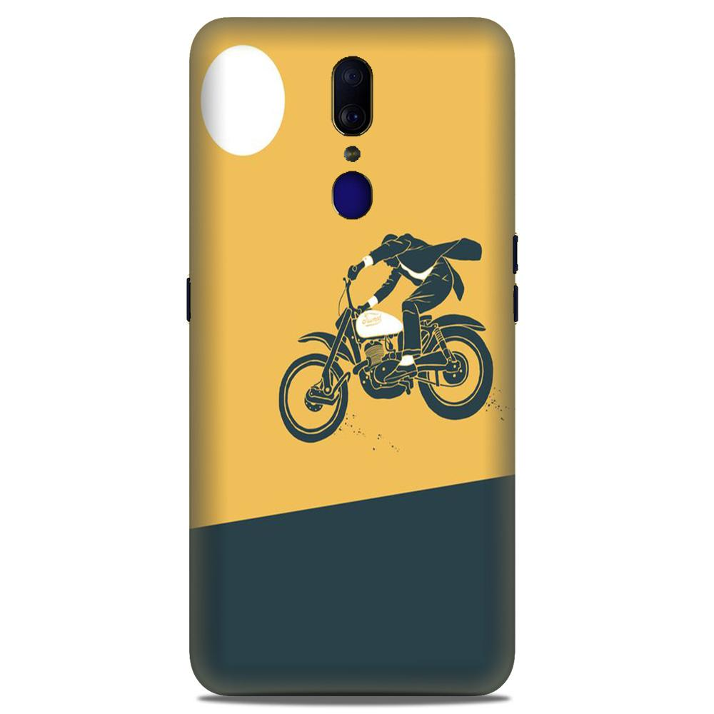 Bike Lovers Case for Oppo A9 (Design No. 256)