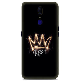 Queen Case for Oppo F11  (Design No. 270)