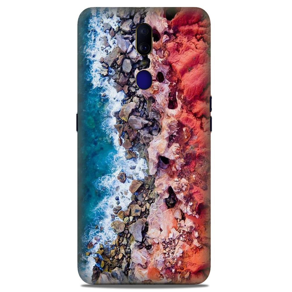 Sea Shore Case for Oppo A9 (Design No. 273)
