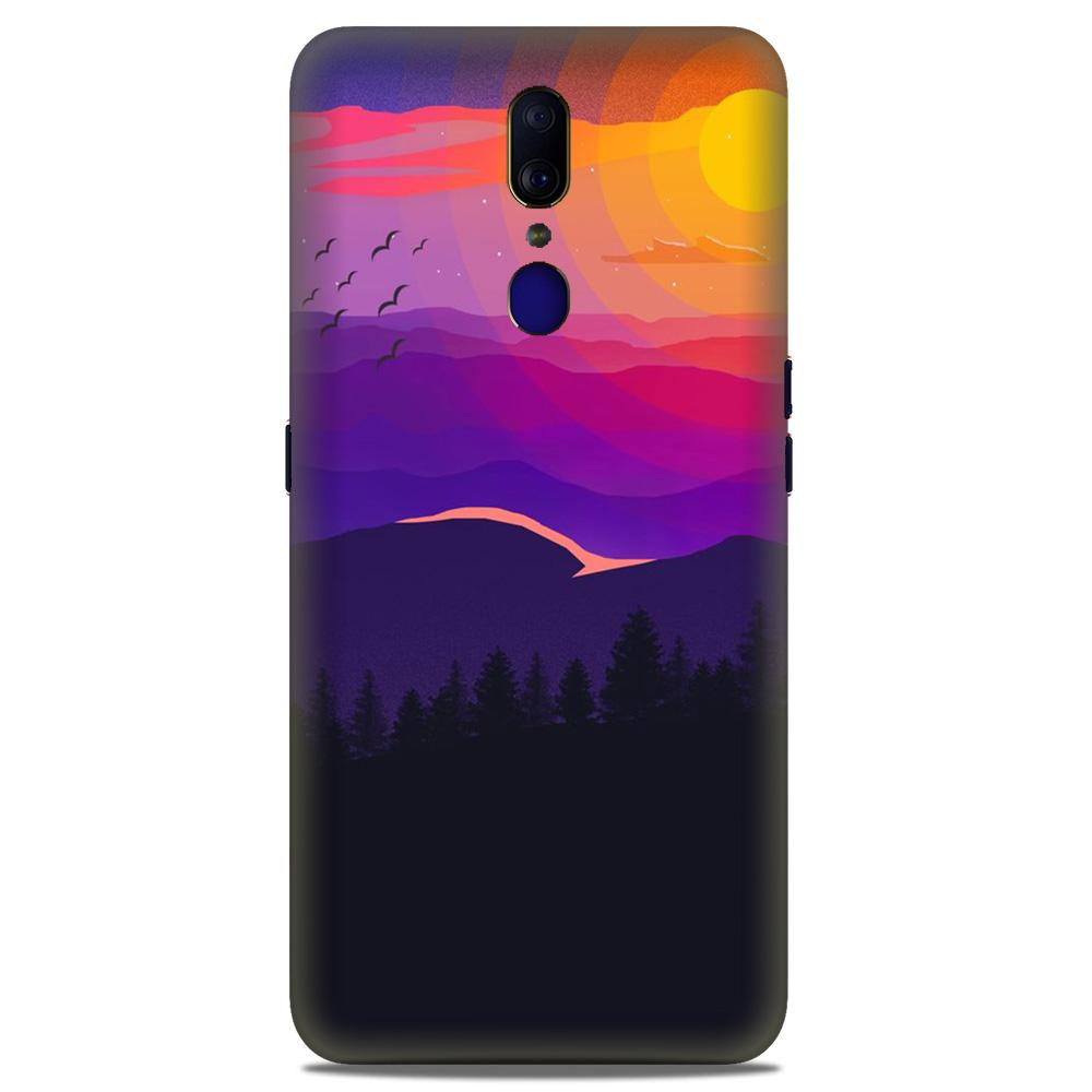 Sun Set Case for Oppo A9 (Design No. 279)