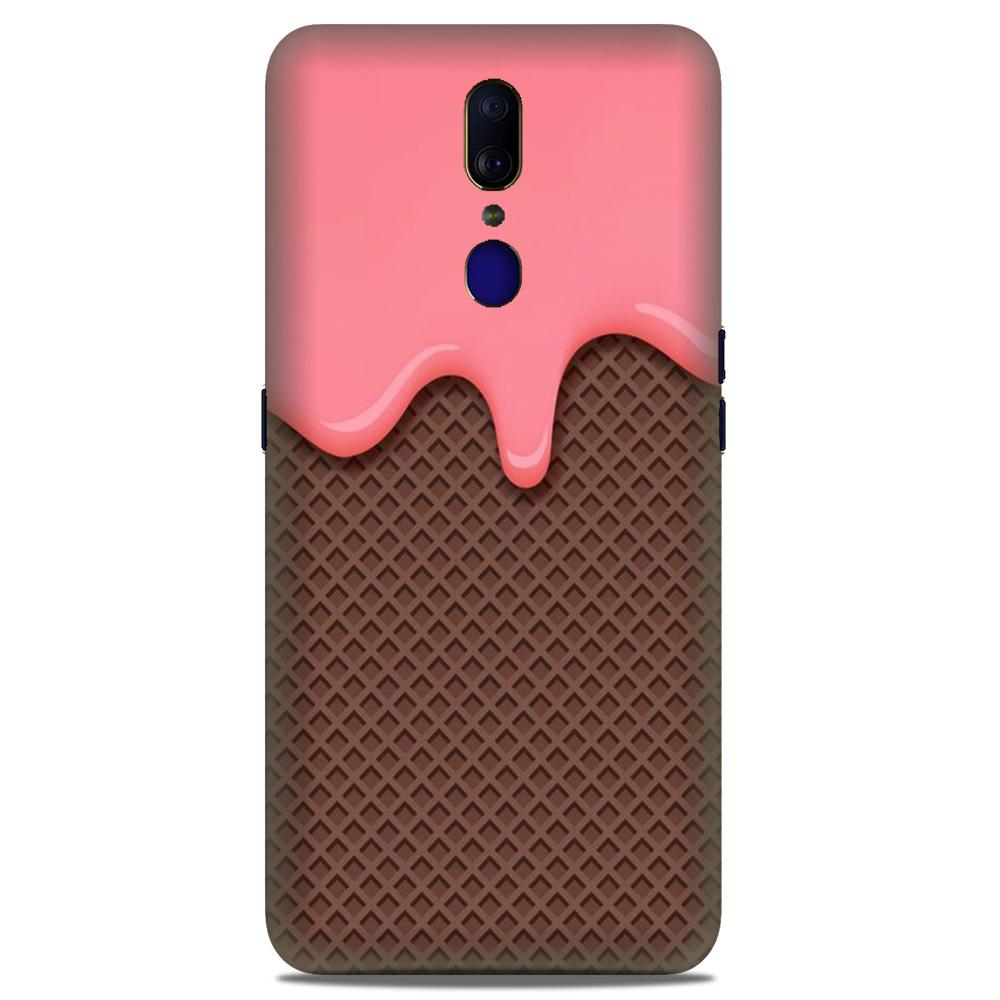 IceCream Case for Oppo A9 (Design No. 287)