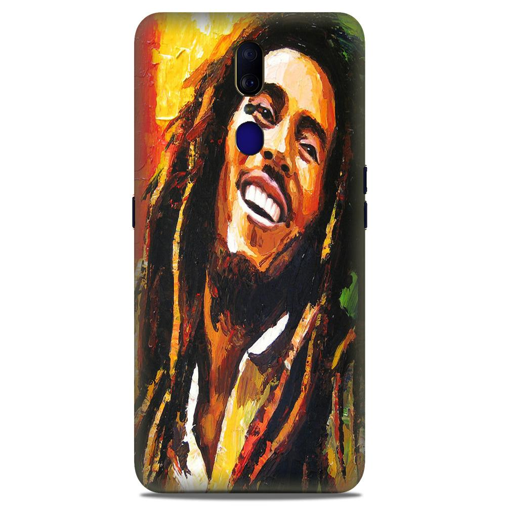 Bob marley Case for Oppo A9 (Design No. 295)