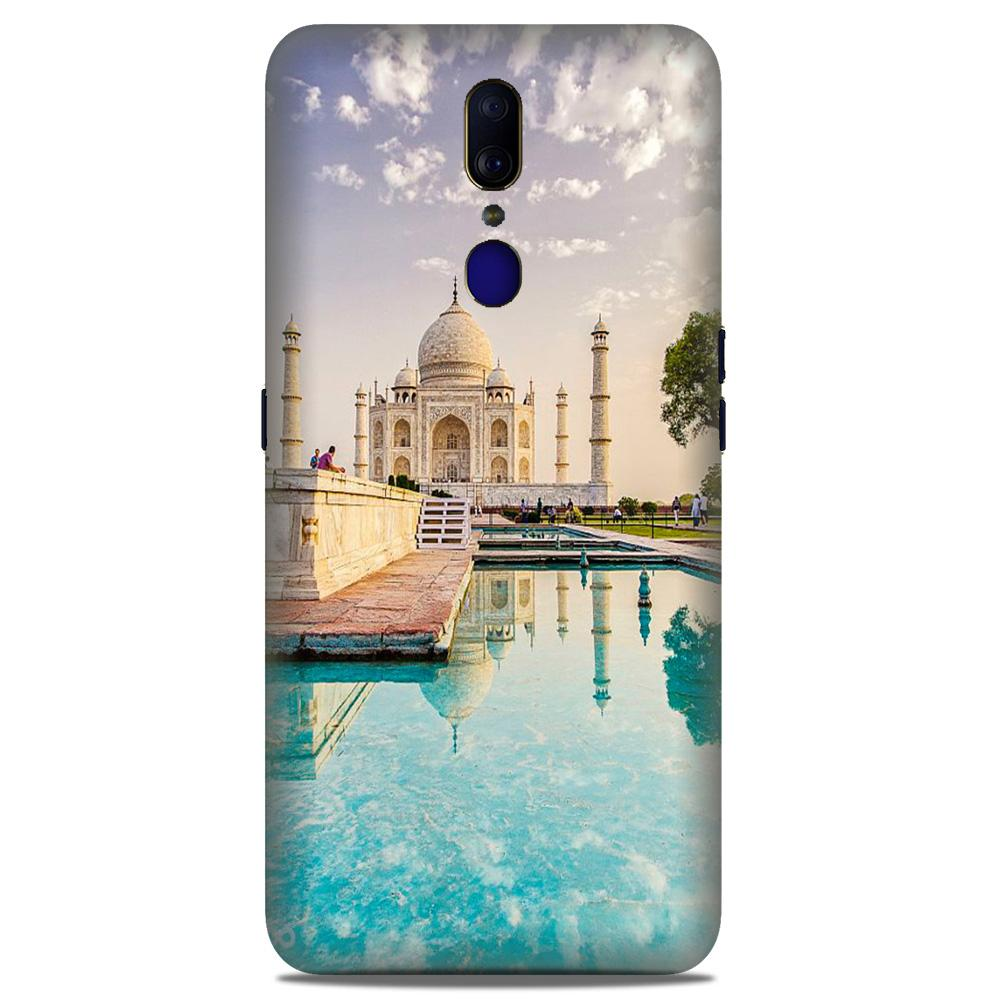Taj Mahal Case for Oppo A9 (Design No. 297)