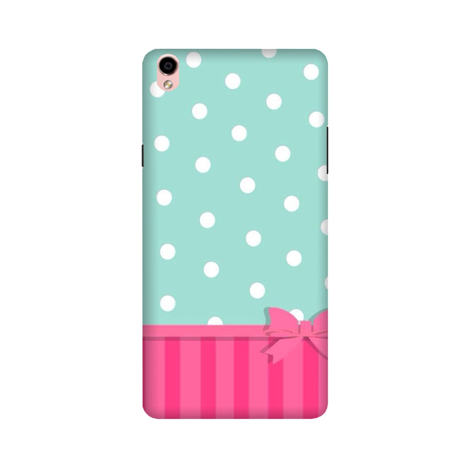 Gift Wrap Case for Oppo F1 Plus