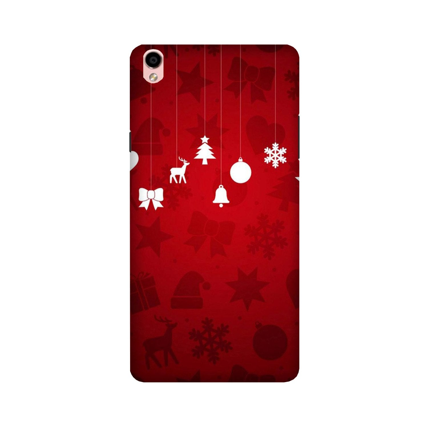Christmas Case for Oppo F1 Plus