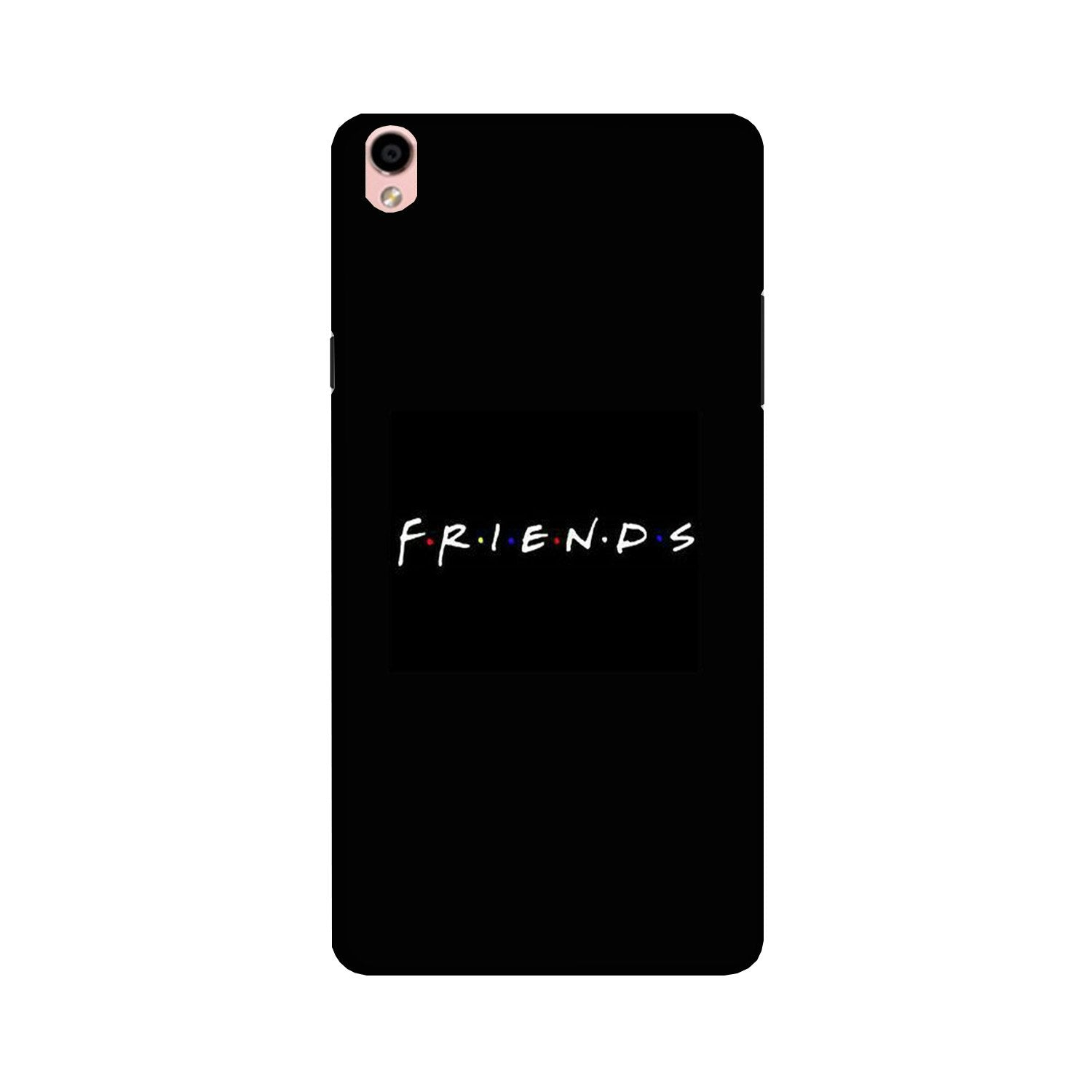 Friends Case for Oppo F1 Plus  (Design - 143)