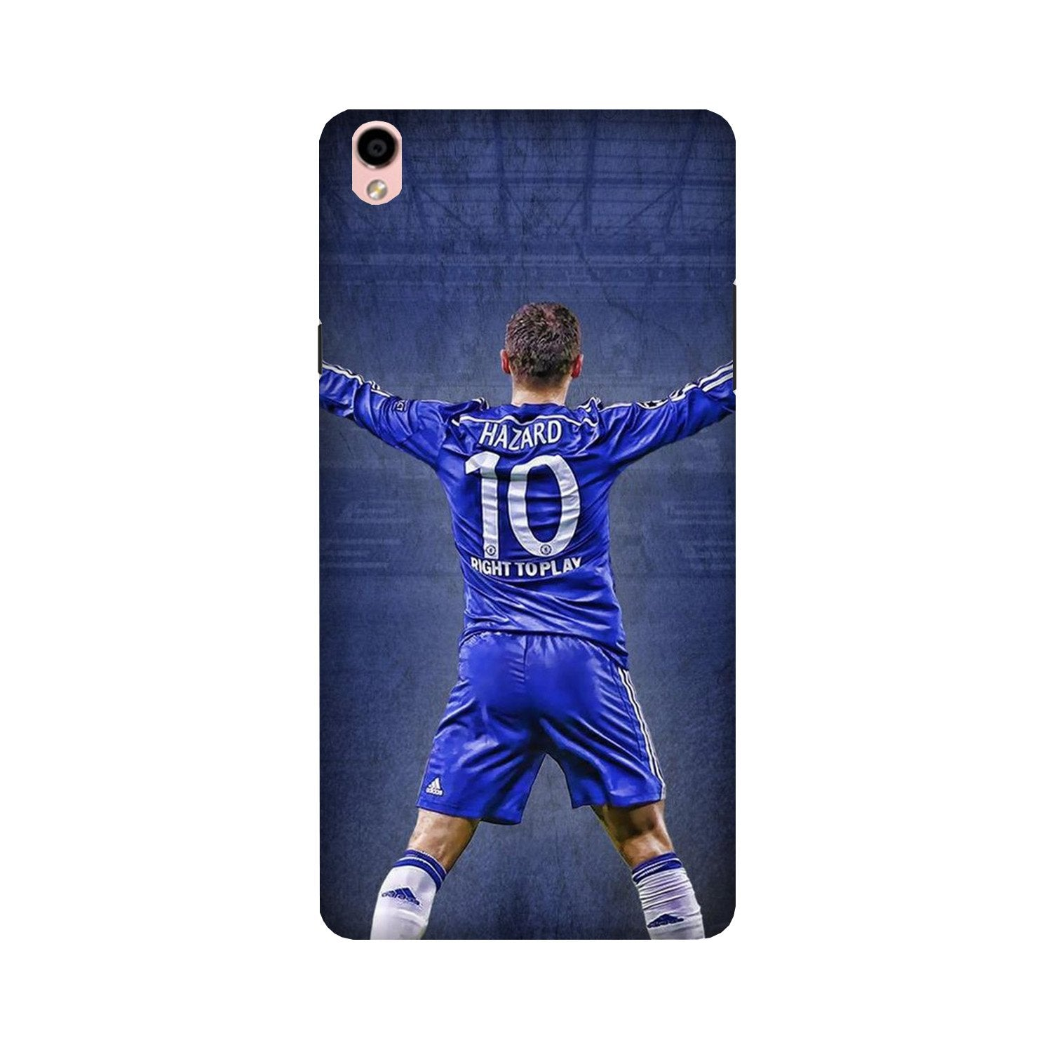 Hazard Case for Oppo F1 Plus  (Design - 164)