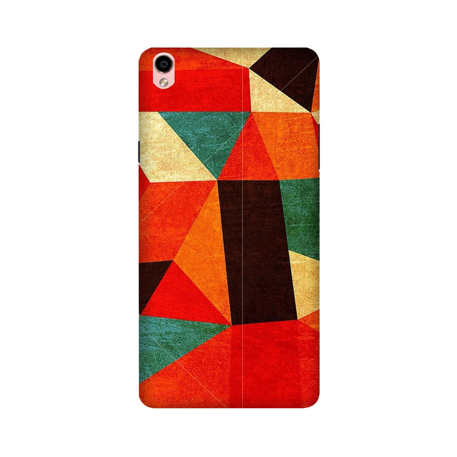 Modern Art Case for Oppo F1 Plus (Design - 203)