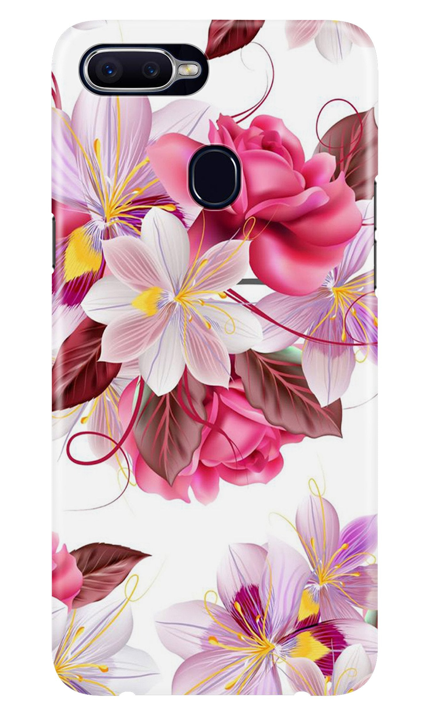 Beautiful flowers Case for Realme 2