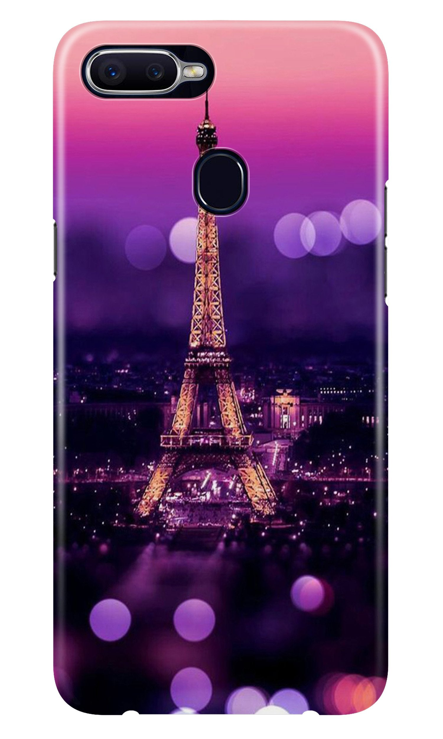 Eiffel Tower Case for Realme 2