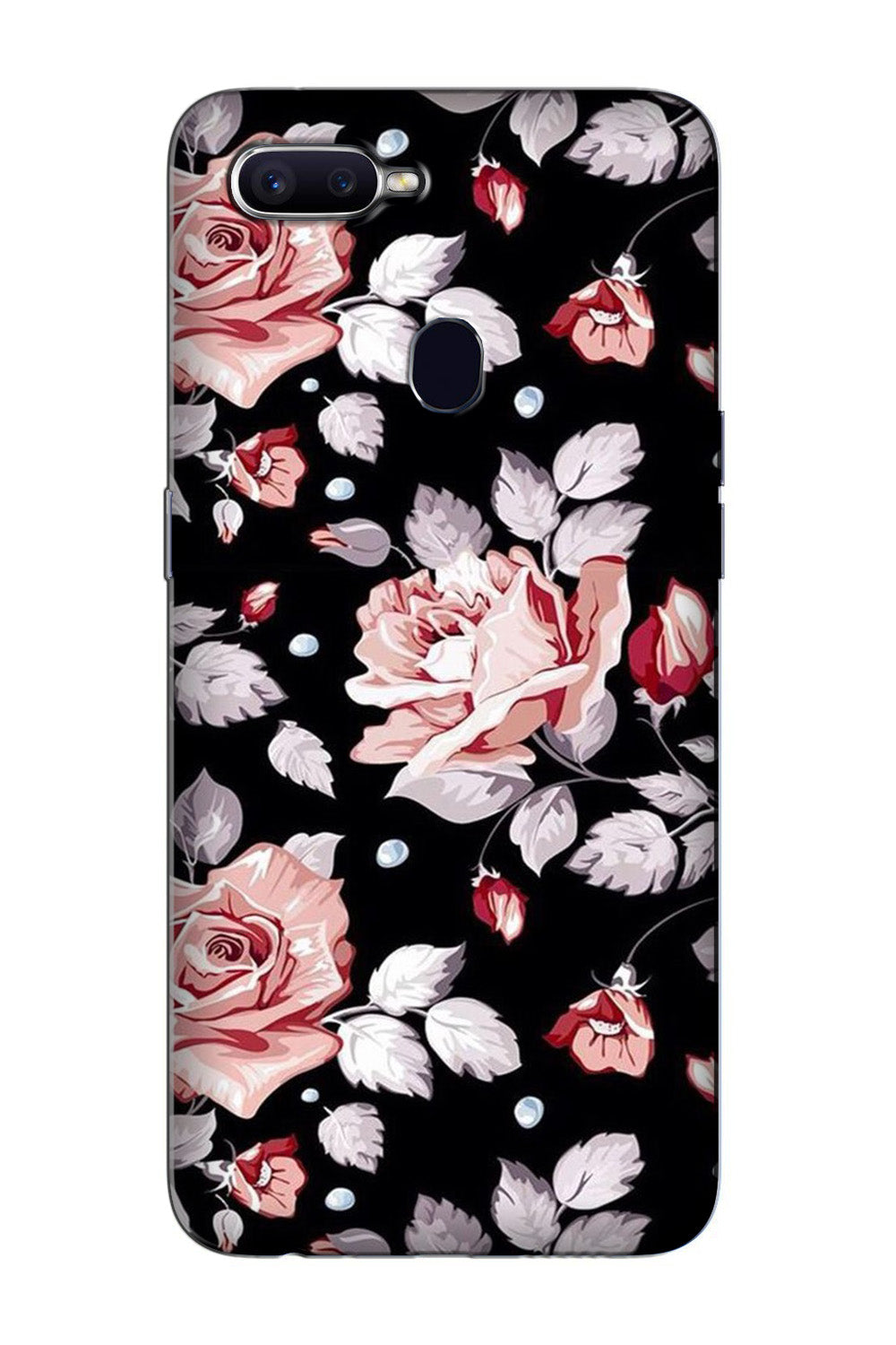 Pink rose Case for Oppo F7