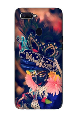 Lord Krishna Case for Oppo F9 Pro