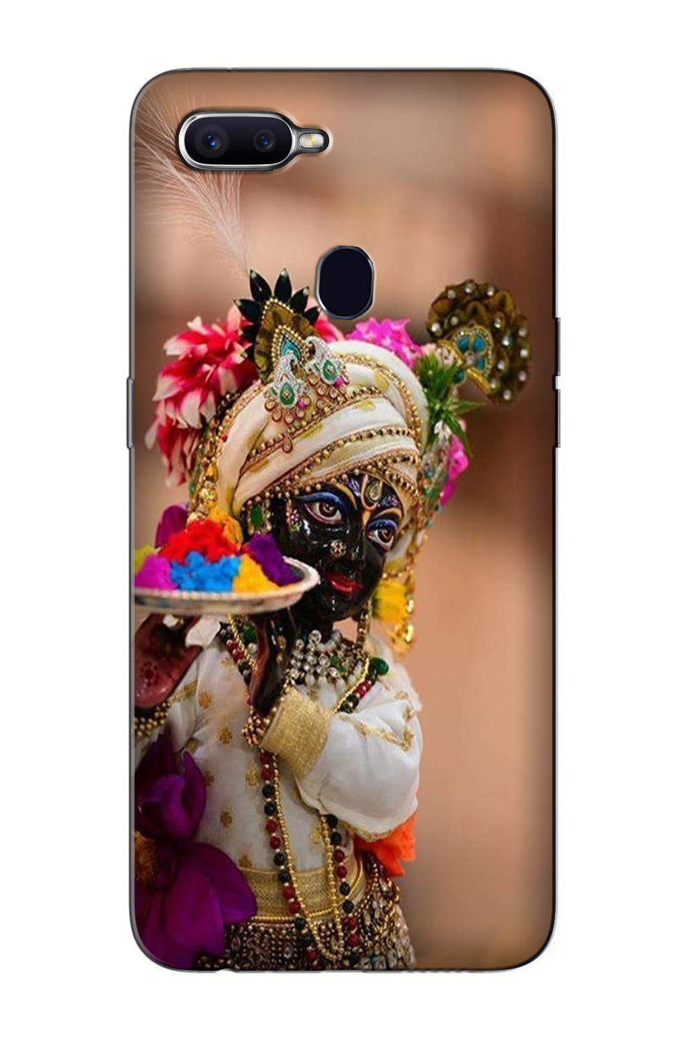 Lord Krishna2 Case for Oppo F7