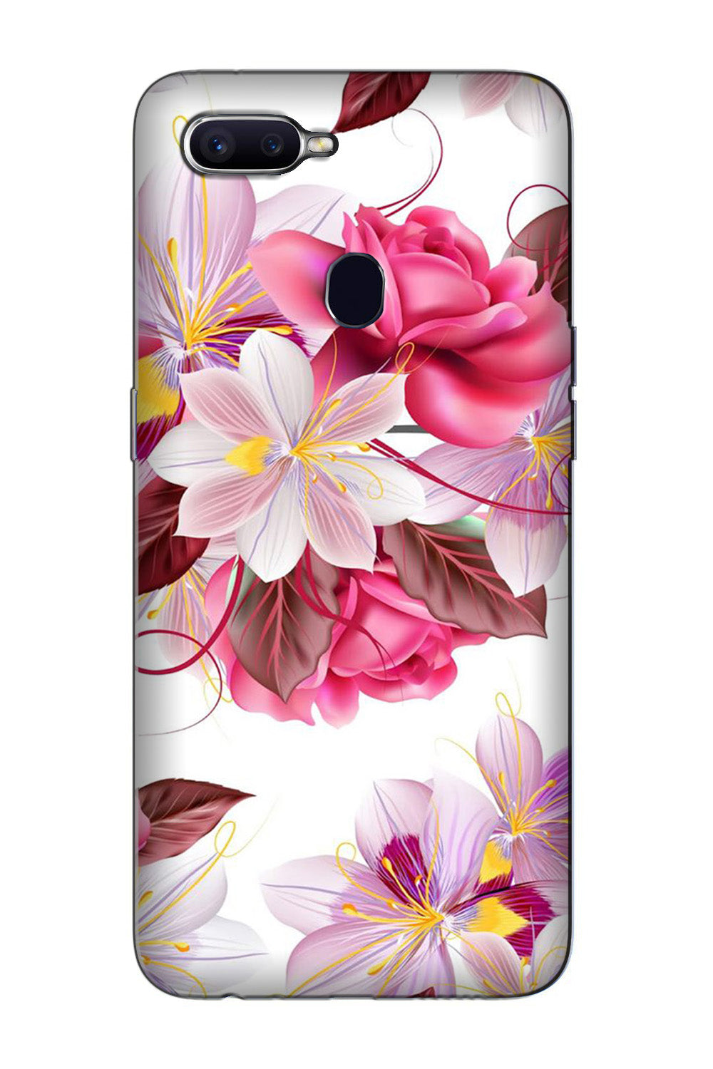 Beautiful flowers Case for Oppo F7