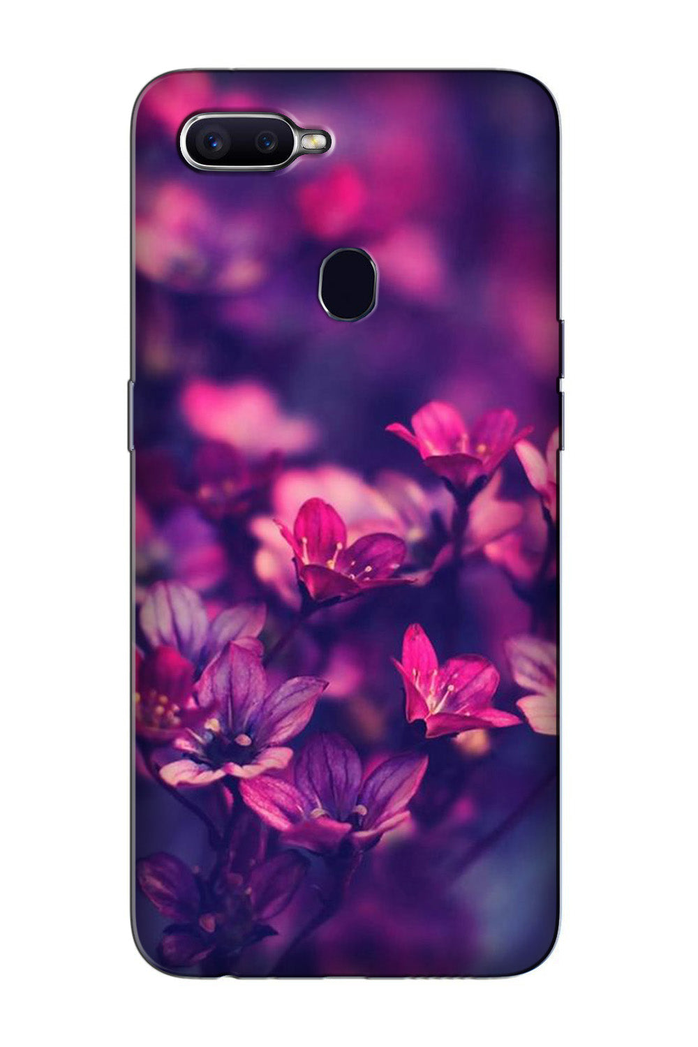 flowers Case for Oppo F7